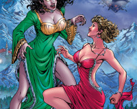 Grimm Fairy Tales presents Vampires: The Eternal #3 Review