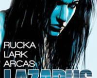 5-star Review: Lazarus #1