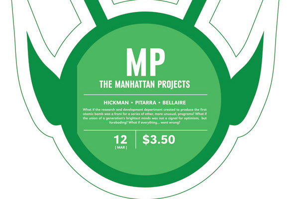The Manhattan Projects #12 Review