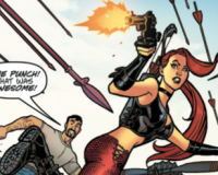 Danger Girl: Trinity #3 Review