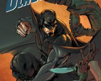 The Black Bat #2 Review