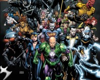 After TRINITY WAR The DCU Is FOREVER EVIL?