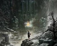 Bilbo Stares In First Poster For THE HOBBIT: THE DESOLATION OF SMAUG