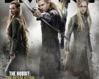 Legolas, Thranduil, and Tauriel Looking All Elvish on EMPIRE MAGAZINE