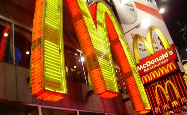 Junk Food: Post Last-Call Breakfast and Lunch Option at McDonald's?