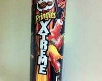 Junk Food Review: Pringles Xtreme Buffalo Blazin' Wing Chips