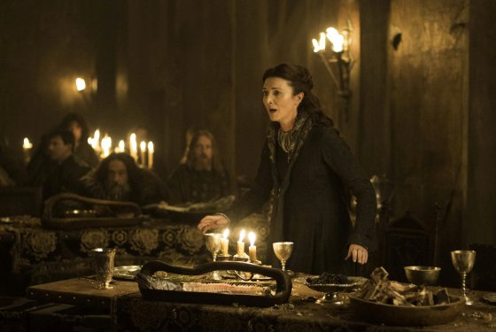 GAME OF THRONES Season 3 Episode 9 Review: Wedding Season