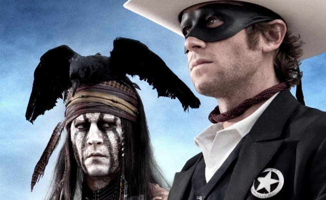 THE LONE RANGER Fails To Make An Impact At The BOX OFFICE