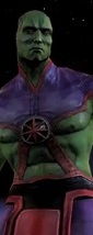 MARTIAN MANHUNTER and JOHN STEWART in INJUSTICE: GODS AMONG US!