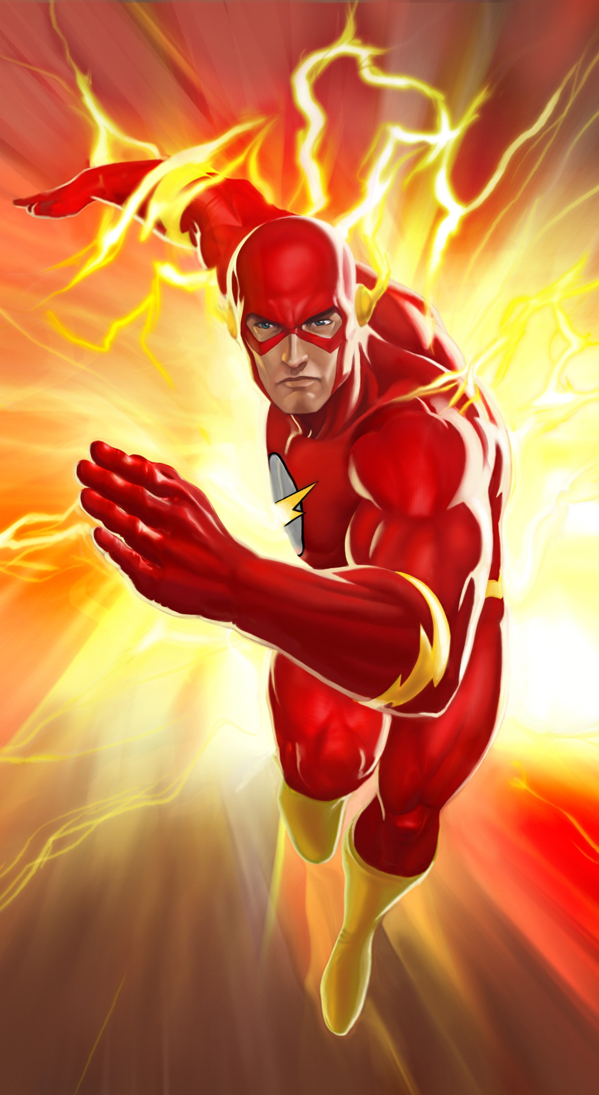 5 reasons why the flash needs his own cartoon unleash the fanboy bookmarktalkfo Gallery