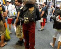 SDCC: Cosplay O'Clock Day 1