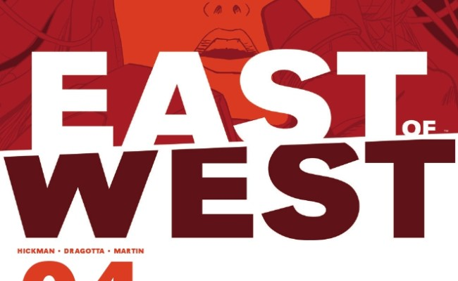 East of West #4 Review