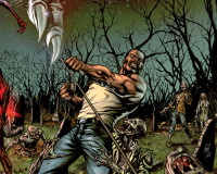 Grimm Fairy Tales presents Zombies: The Cursed #1 Review