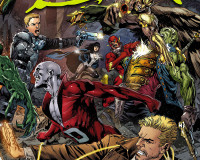 Justice League Dark #22 Review