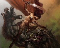 Red Sonja #78 Review
