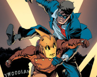 The Rocketeer / The Spirit: Pulp Friction #1 Review