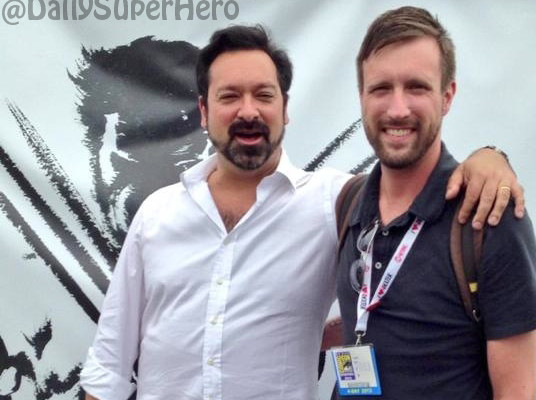 Behind The Scenes: A Comic-Con Interview With THE WOLVERINE Director James Mangold