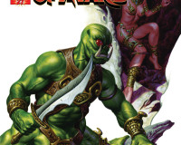 Warlord of Mars #27 Review