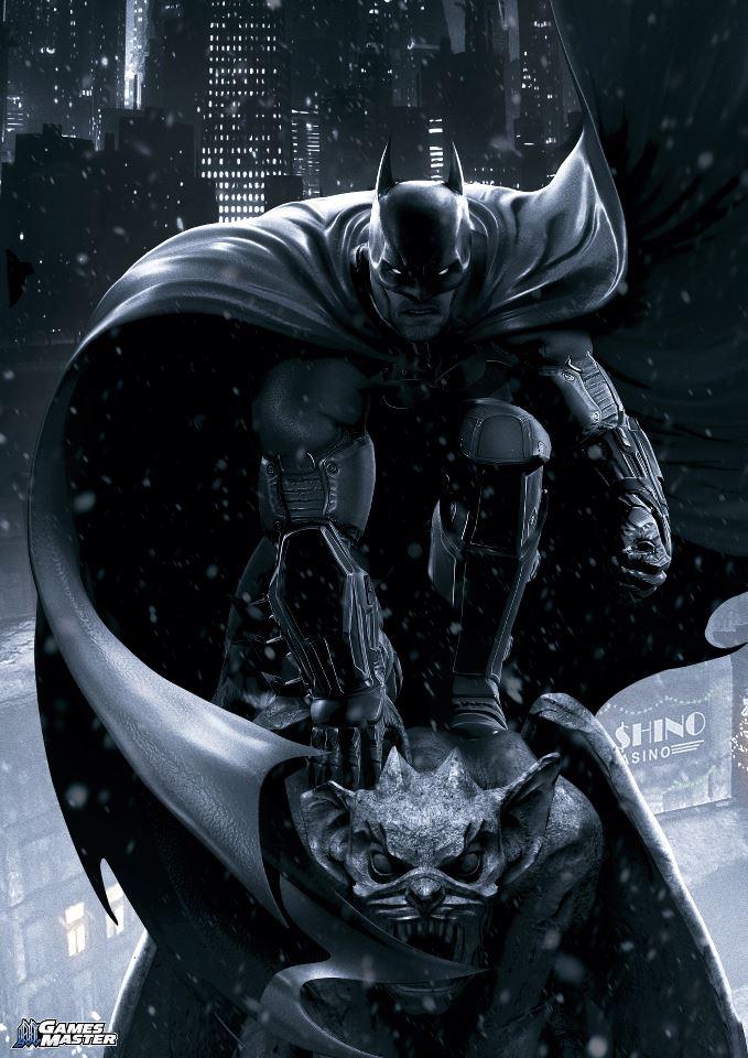 Batman arkham origins collectors edition revealed unleash the batman arkham origins collectors edition revealed unleash the fanboy voltagebd Images