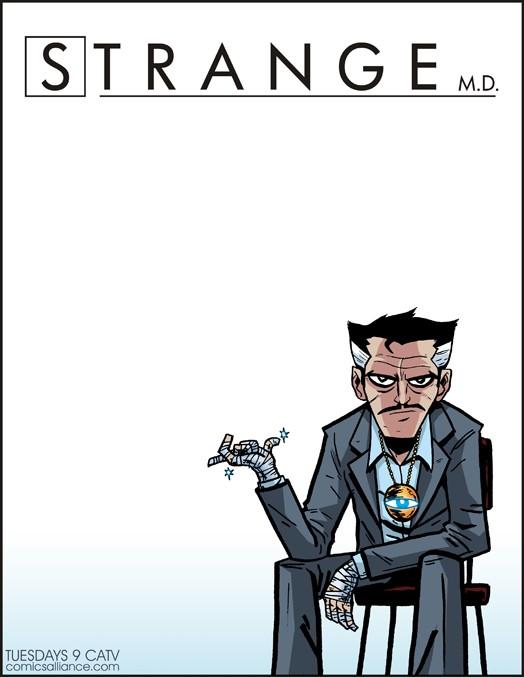 doctor strange md