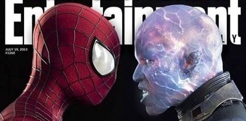Some More Thoughts on Jamie Foxx's All Blue Electro in THE AMAZING SPIDER-MAN 2