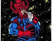 Will GALACTUS EAT The Ultimate Earth?