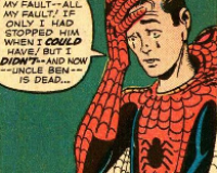 With Great Chutzpah Comes Great Responsibility: TOP FOUR NEUROTIC SUPERHEROES!