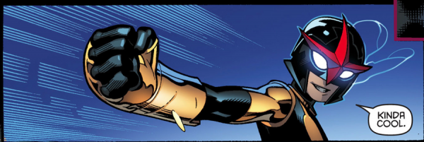Kid Superheroes of Color! Nova & Spider-man Leading the Way to Diverse Heroes for All Ages