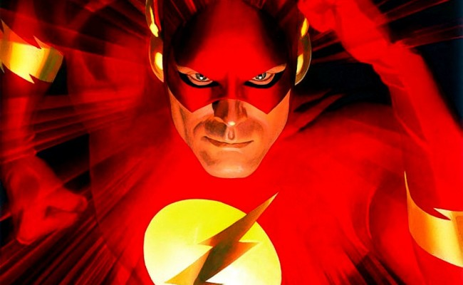 The FLASH Speeding towards TV again? And whatever happened to the new Wonder Woman TV show?