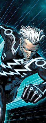 What's The Deal With QUICKSILVER & AVENGERS 2?