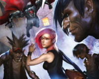 X #3 Review