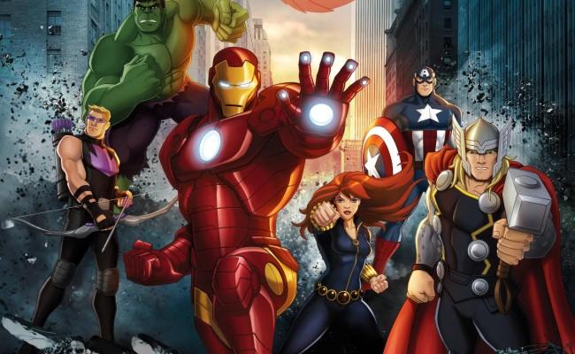 """Avengers Assemble """"Molecule Kid"""" Review"""