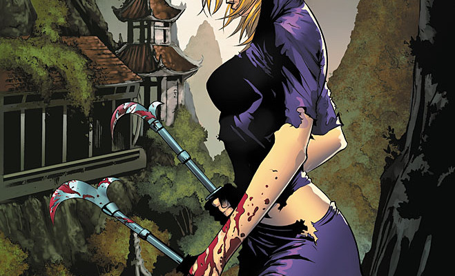 Executive Assistant: Assassins #14 Cover A