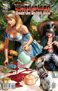 Grimm Fairy Tales presents Wonderland-Down the Rabbit Hole 3_C