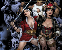 Grimm Fairy Tales presents Zombies: The Cursed #2 Review