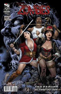 Grimm Fairy Tales presents Zombies-The Cursed 2_C