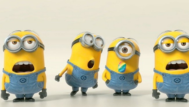 Are MINIONS Dropping The F-Bomb?