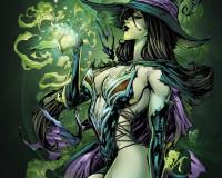 Grimm Fairy Tales Presents: OZ #2 Review