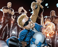 Quantum and Woody #2 Review