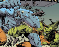 Savage Dragon #190 Review