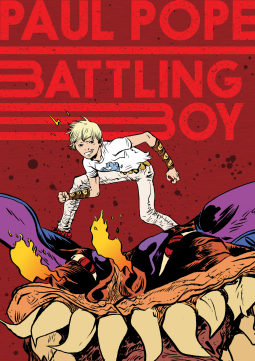 Advance Review: Battling Boy Volume 1