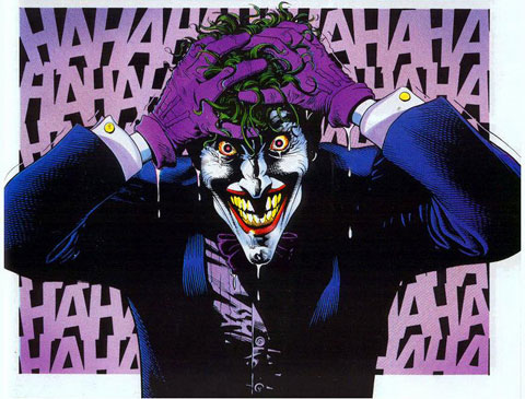 You're Wrong Morrison!!!  Batman Doesn't Kill the Joker in THE KILLING JOKE