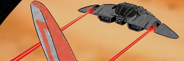 Battlestar Galactica (Classic) Banner