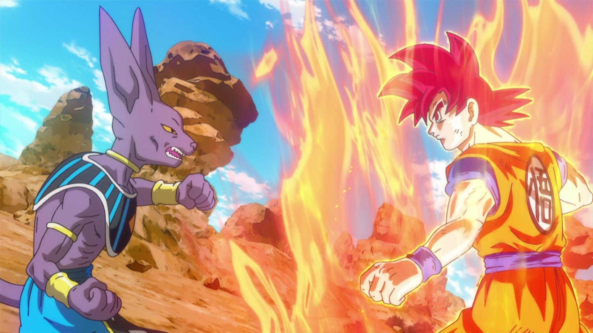 Top Dragon Ball Z: Battle of Gods Review | Unleash The Fanboy ST18