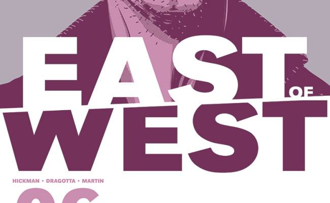 East of West #6 Review