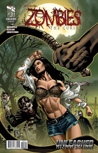 Grimm Fairy Tales presents Zombies-The Cursed 3_C