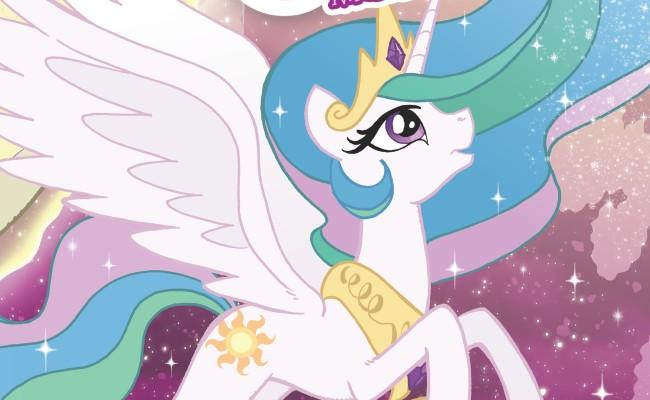 My Little Pony: Micro-Series #8: Princess Celestia Review