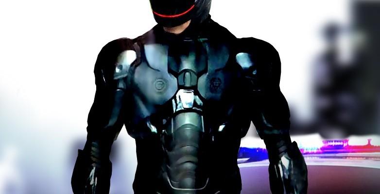 RoboCop Iconic Shot