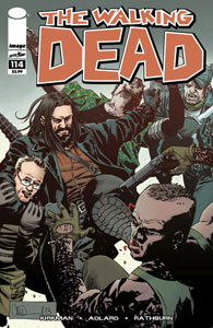 The Walking Dead #114 Review