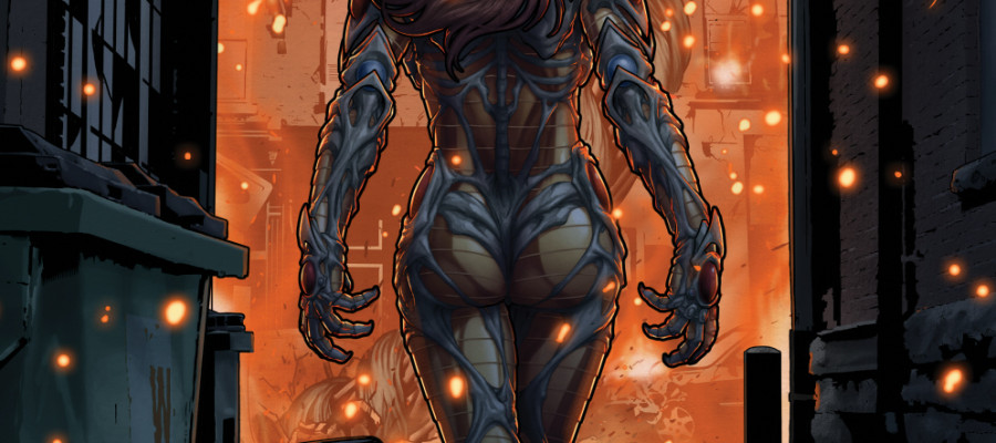 Witchblade 169_C